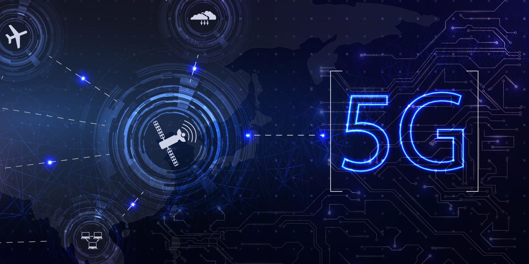 The DARPA OPS-5G program has set some ambitious goals, including adoption of the technology by a mobile carrier near a military base and machine translation of open source standards. Credit: ZinetroN/Shutterstock