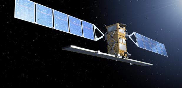 Sentinel-1 satellite