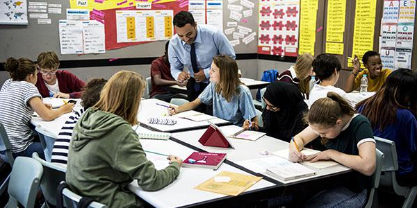 This fall, high school students in Georgia will have the opportunity to study the intelligence field, thanks to a course added by the state's Department of Education. Reportedly the first-of-its-kind in the nation, the class will give students a leg up in pursuing careers in intel, officials say. Credit: Shutterstock/Rawpixel