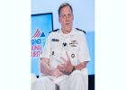Adm. Michael Rogers, USN, who heads both the National Security Agency (NSA) and U.S. Cyber Command, explains during a September presentation at the Intelligence and National Security Summit in Washington, D.C., why the NSA needs the authority to collect data on non-U.S. citizens who are on foreign soil.