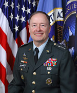 Image: Picture of the 16th Director, National Security Agency/Chief, Central Security Service (NSA/CSS), GEN Keith B. Alexander, USA