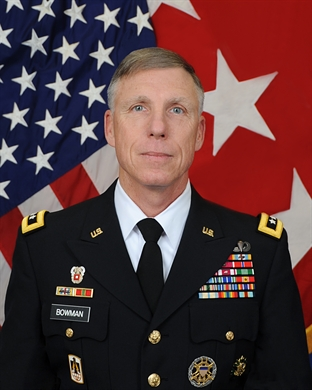Lieutenant General  Mark   Bowman Director, Command, Control, Communications and Computers/Cyber, J6