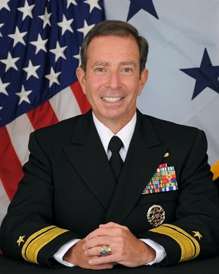 Rear Admiral  Paul  Becker Director for Intelligence, J2