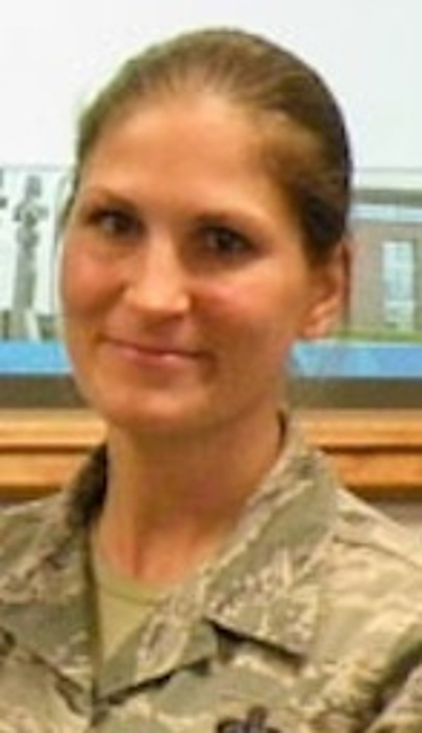 Master Sgt. Martha Burkhead, USAF, has been named to the chapter board of directors as the new vice president of military affairs.