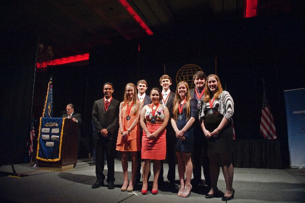 ARKLATEX—The chapter awards $16,000 in scholarships to eight outstanding high school students from the region at its renowned annual gala on May 2.