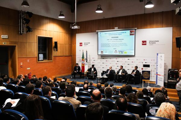 The conference in May was attended by 120 professionals from government, military, academia and enterprises.