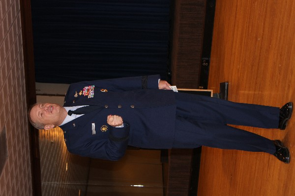 In January, Gen. Wooten discusses the challenges the Joint Information Environment migration presents to the implementing Air Force Space Command.