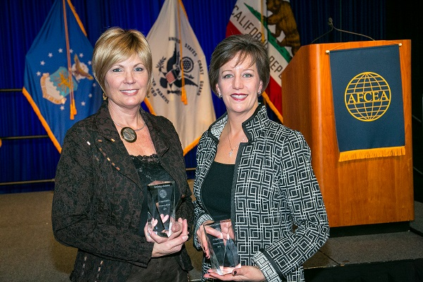 Women's Appreciation Award 2014 winners